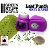 Leaf Punch, Medium Purple, Ref. 1416