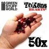 LIFE Bleeding Heart Tokens, 50x