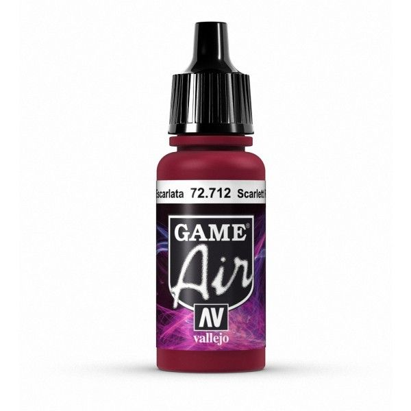 72712 Game Air - Scarlett Red 17ml