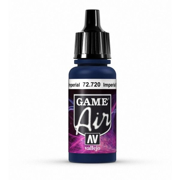72720 Game Air - Imperial Blue 17ml