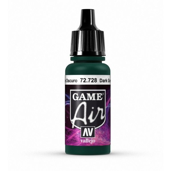 72728 Game Air - Dark Green 17ml