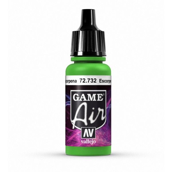 72732 Game Air - Escorpena Green 17ml