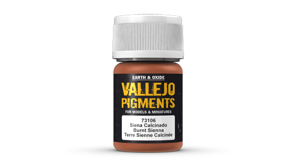 73106 Pigments - Burnt Sienna 35ml