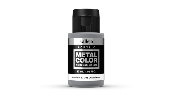 77701 Metal Color - Aluminium 32ml
