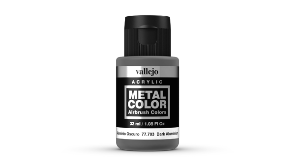 77703 Metal Color - Dark Aluminium 32ml