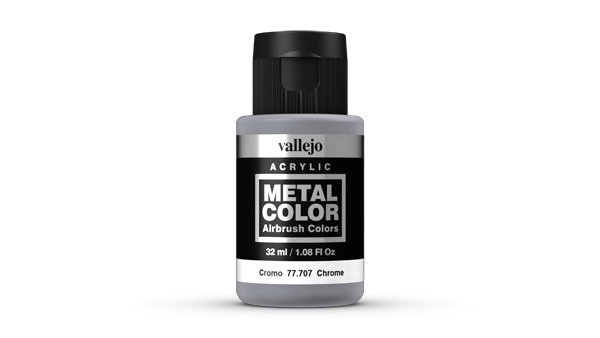 77707 Metal Color - Chrome 32ml