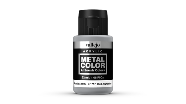 77717 Metal Color - Dull Aluminium 32ml