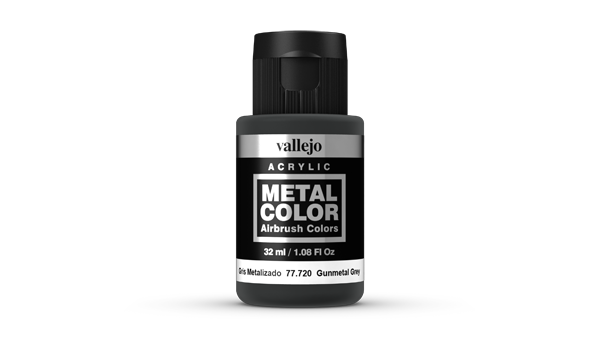 77720 Metal Color - Gunmetal 32ml