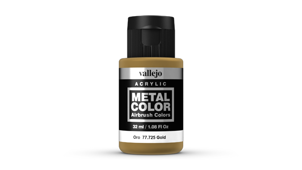 77725 Metal Color - Gold 32ml