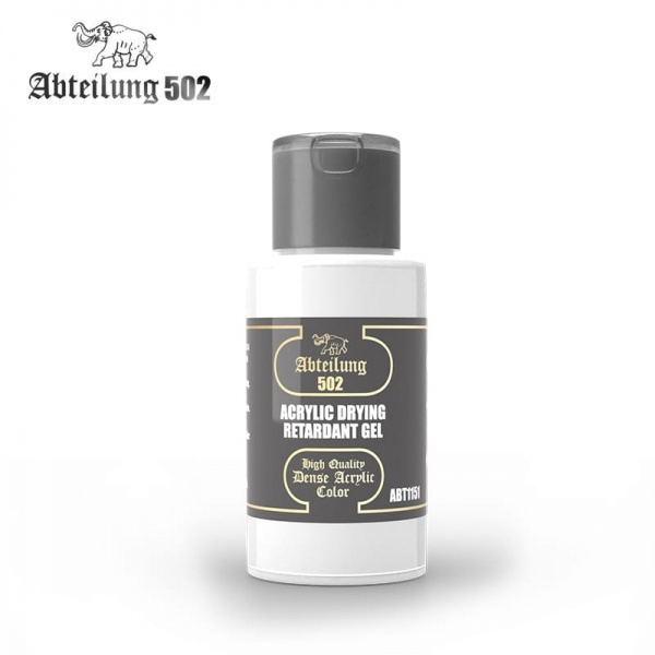 ABT ACRYLIC DRYING RETARDANT GEL, 60ML
