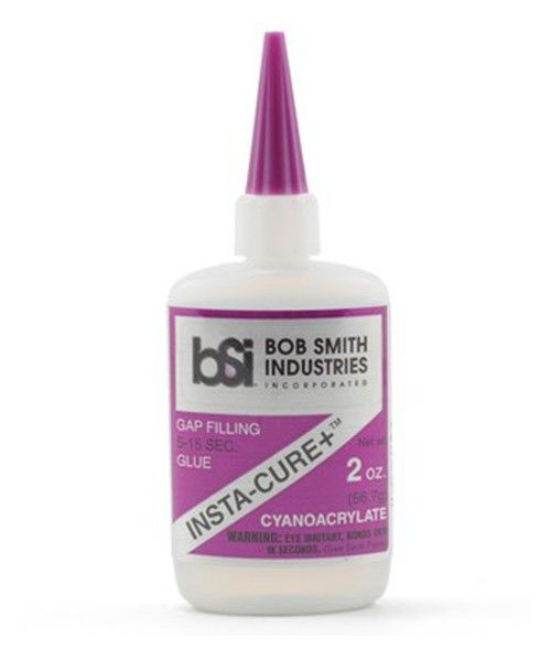 BSI Insta-Cure+ Gap Filling Super CA Glue (2 oz)