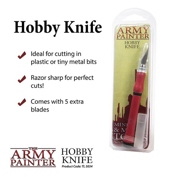 Hobby Knife, Army Painter