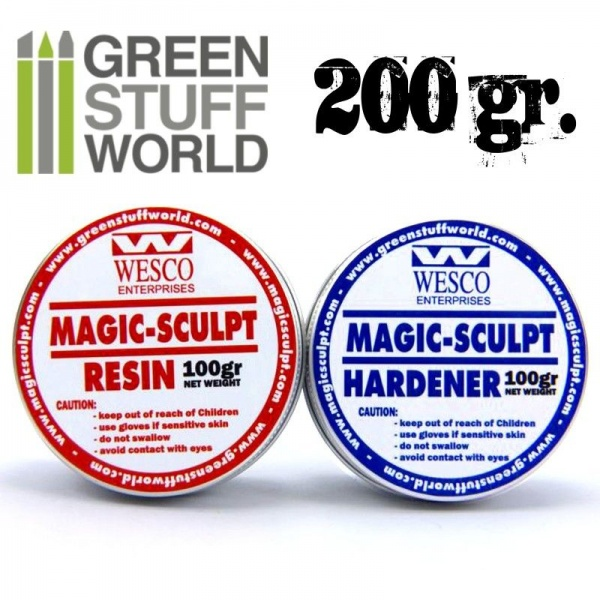 MAGIC SCULPT putty, 200g