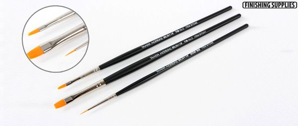MODELLING BRUSH HIGH FINISH (HF) STANDARD SET