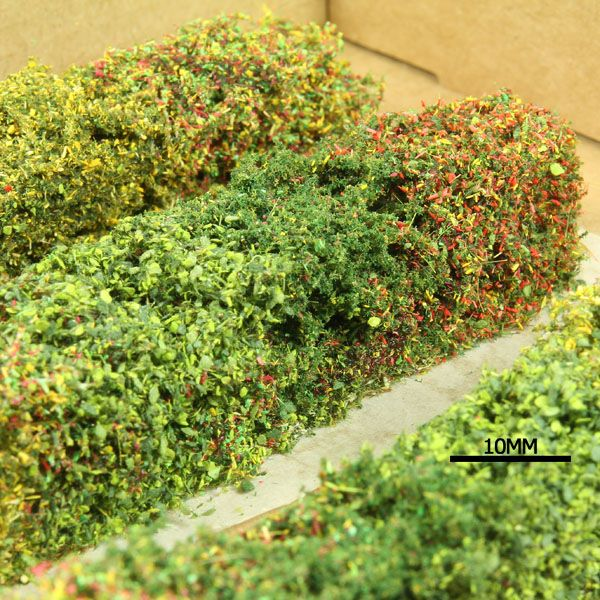 SMALL HEDGE / BOCAGE - 3 PACK