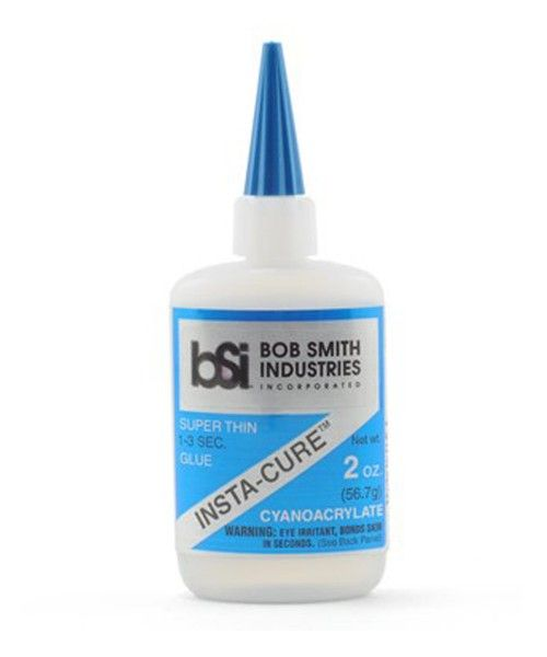 BSI Insta-Cure Super Thin CA Glue (2 oz)