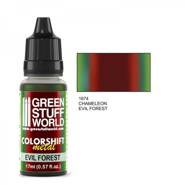 Chameleon Paint, Evil Forest 1674, 17ml