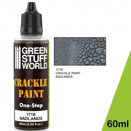 Crackle Paint - Badlands, 60ml