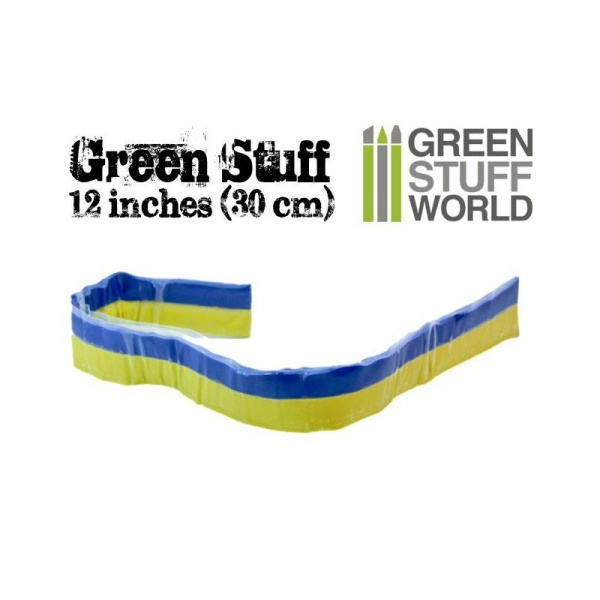 Green Stuff Tape 12 inches (30cm)