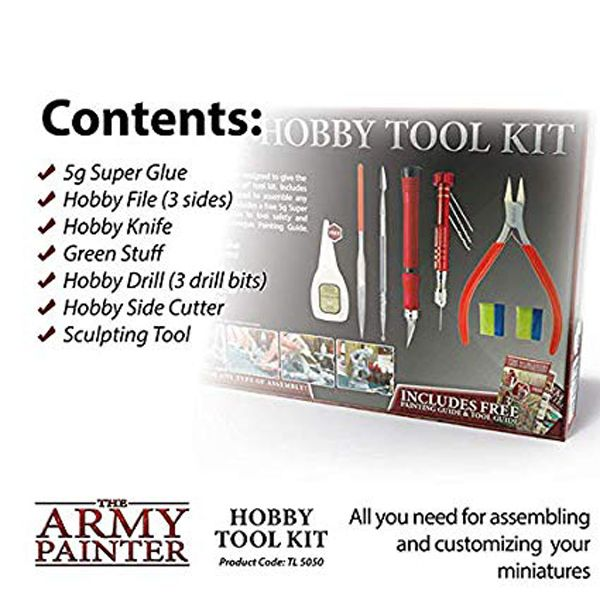 Hobby Tool Kit, Army Painter