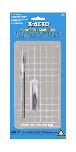 4'' x 7.5'' Cutting Mat + No.1 Knive and Blades