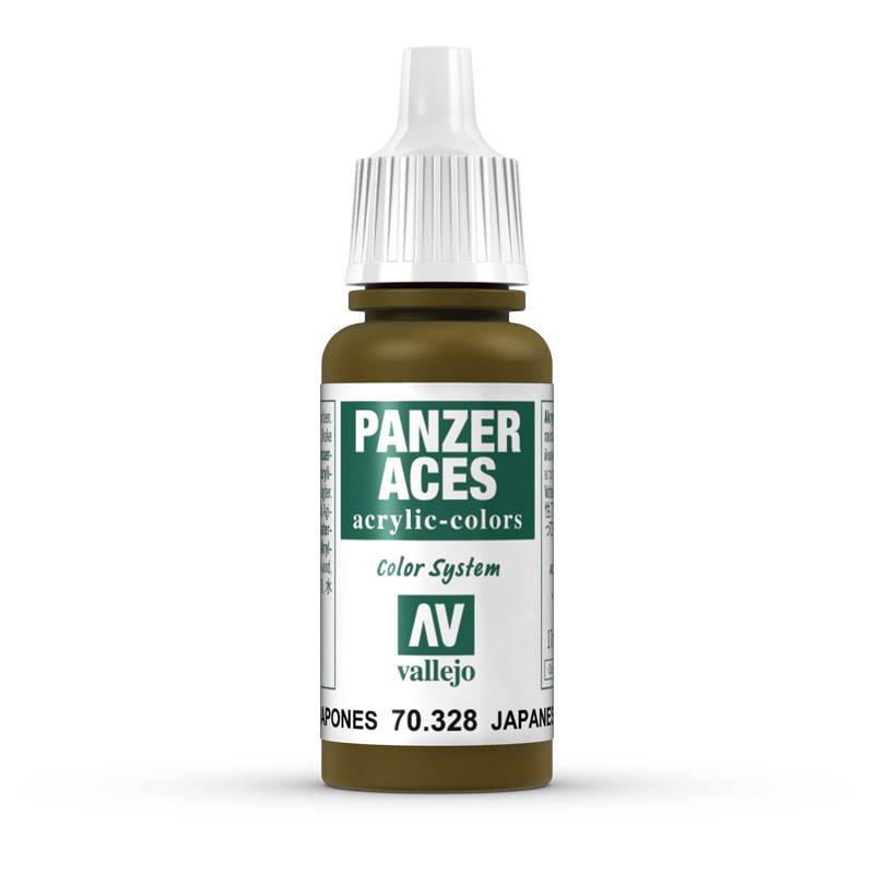 70328 Panzer Aces - Japanese Tanker 17ml