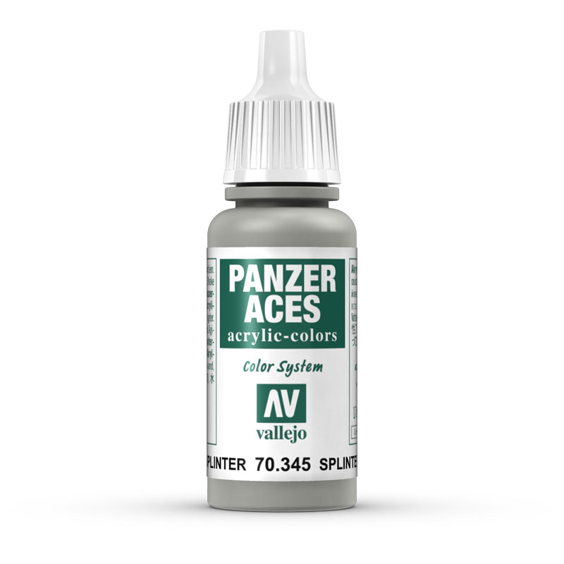 70345 Panzer Aces - Splinter Cam. Base 17ml