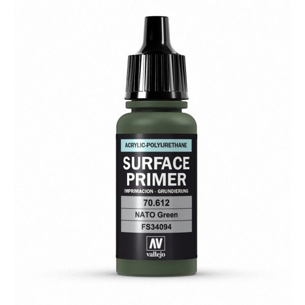 70612 Surface Primer - NATO  Green 17ml
