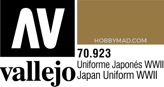 70923 Model Colour - Japan Uniform WWII 17ml