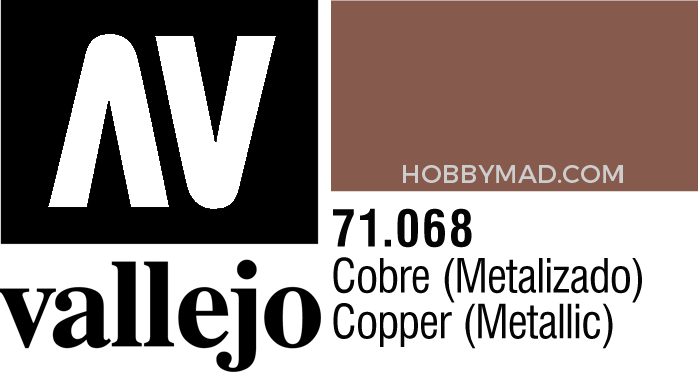 71068 Model Air - Copper 17ml