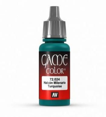 72024 Game Colour - Turquoise 17ml