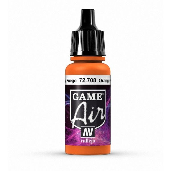 72708 Game Air - Orange Fire 17ml