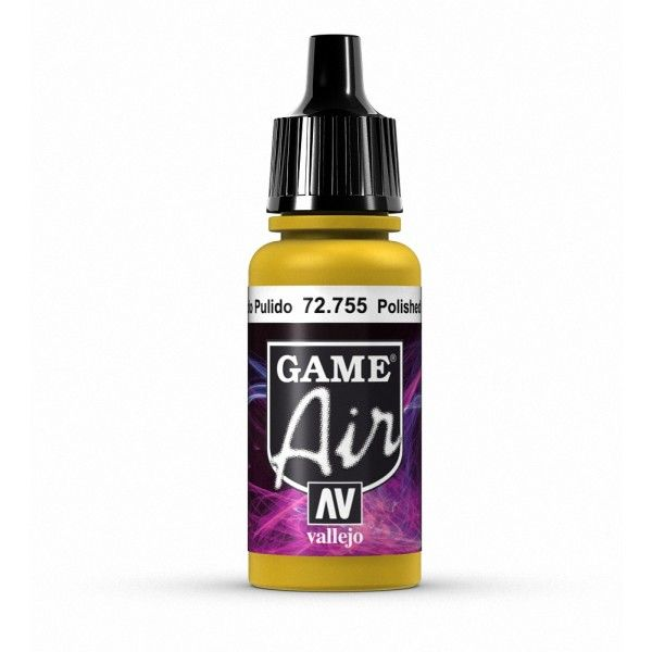 72755 Game Air - Polished Gold 17ml