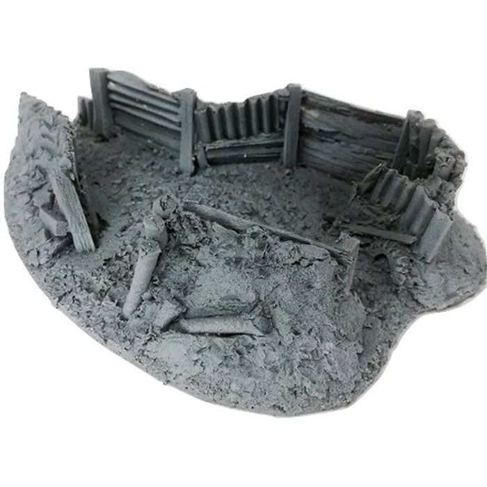 BATTLEZONE 25/28MM TRENCH, TYPE 3