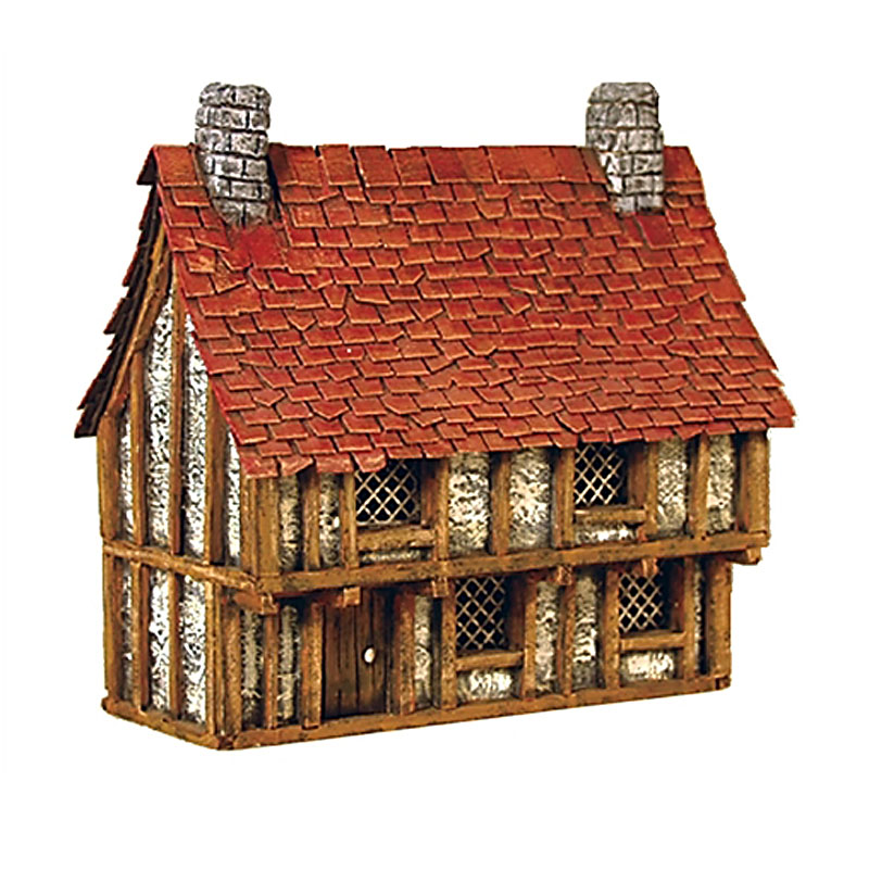 Merchant's House by Conflix, Prepainted, 28mm Scale