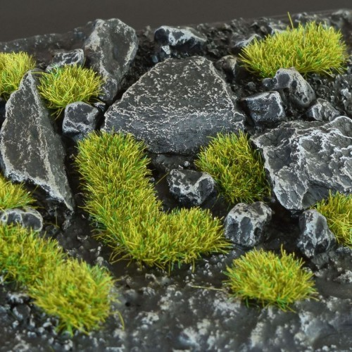 Moss Tufts, 2mm, WILD