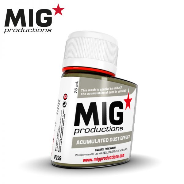 MIG Effects, Accumulated Dust Effect, 75ml