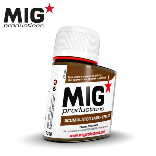 MIG Effects, Accumulated Earth Effect, 75ml