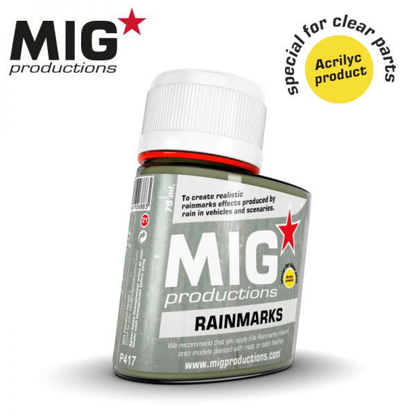 MIG Effects, Rainmark Effects, 75ml