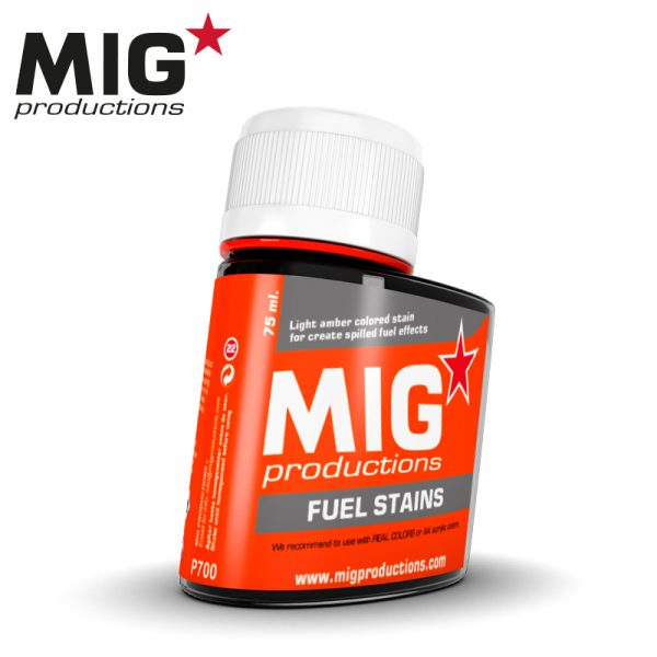 MIG Effects, Fuel Stains, 75ml