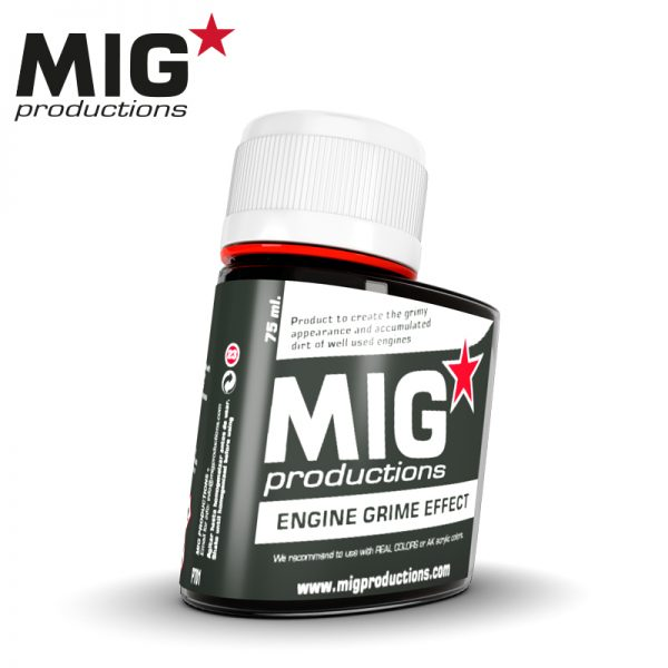 MIG Effects, Engine Grime, 75ml
