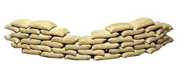 SAND BAGS 1:35 SCALE