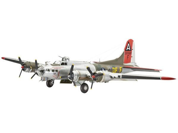 B-17G FLYING FORTRESS, 1:72