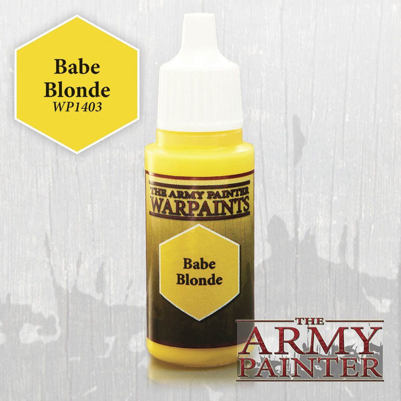 Babe Blonde, 18ml