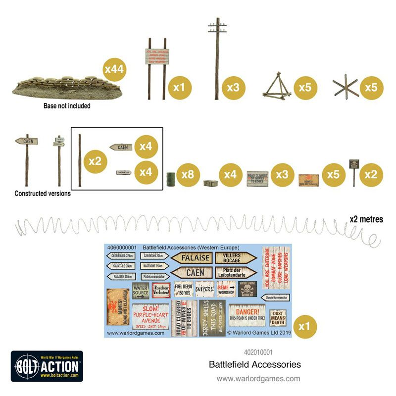 Bolt Action Accessories