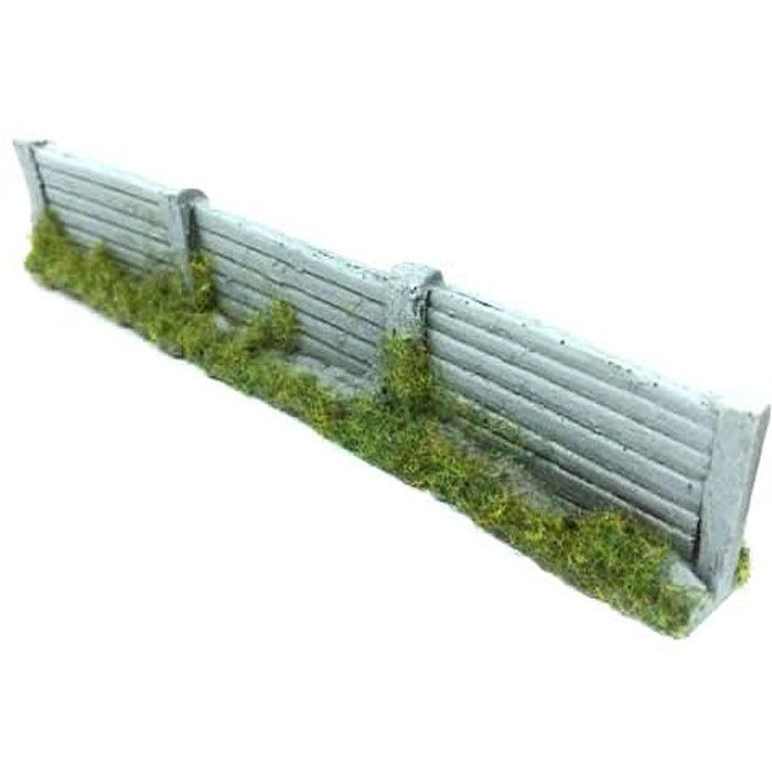 CONCRETE FENCING, OO SCALE