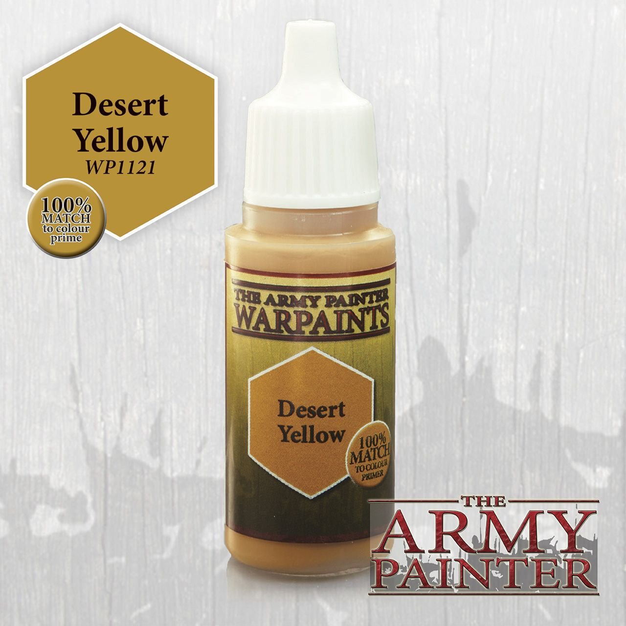Desert Yellow, 18ml
