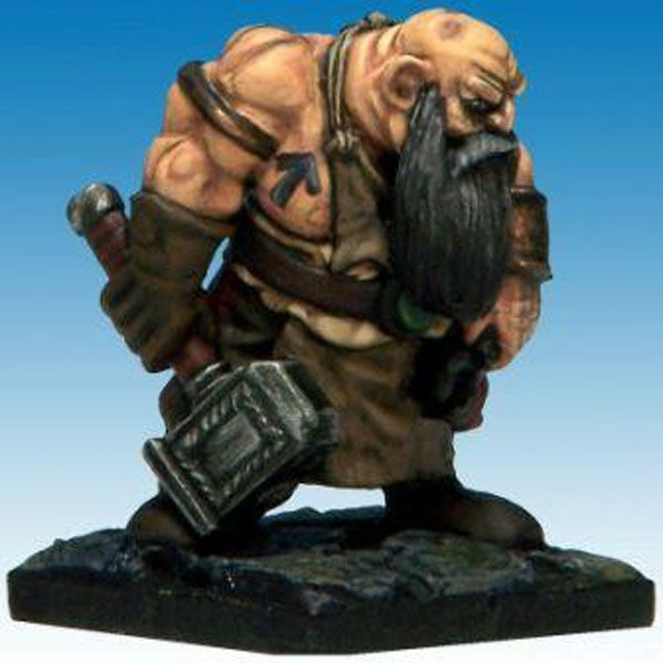 Dwarf Blacksmith
