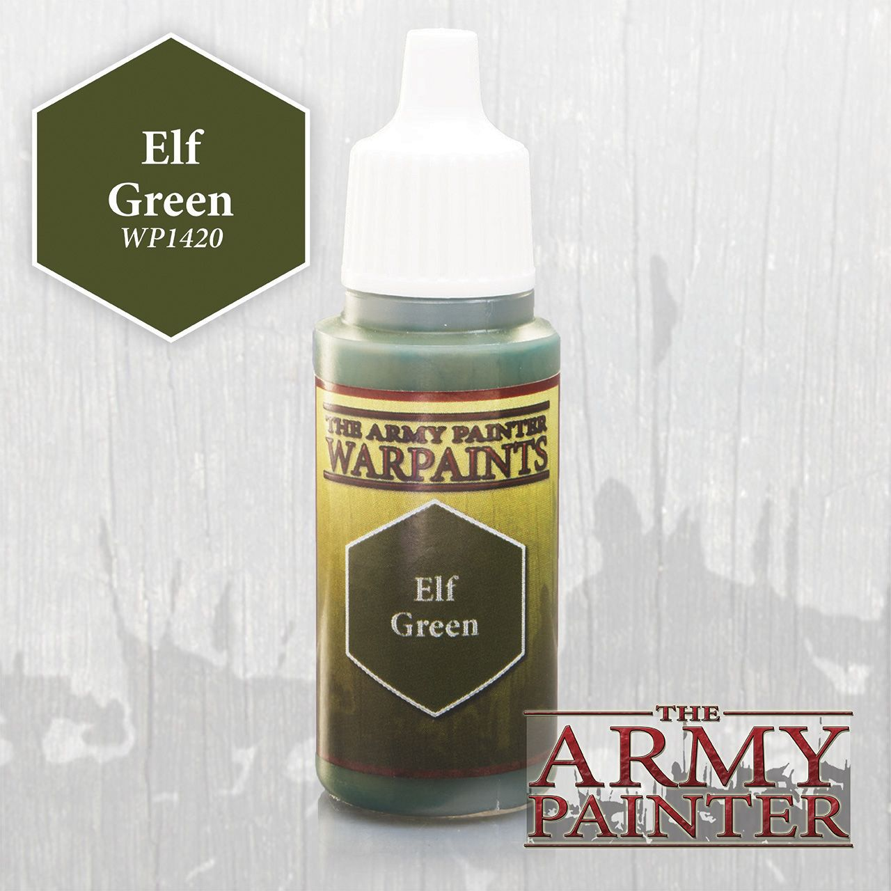 Elf Green, 18ml