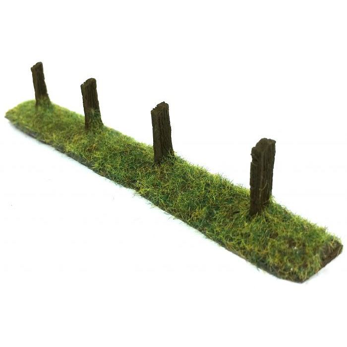 FENCE POSTS, OO SCALE